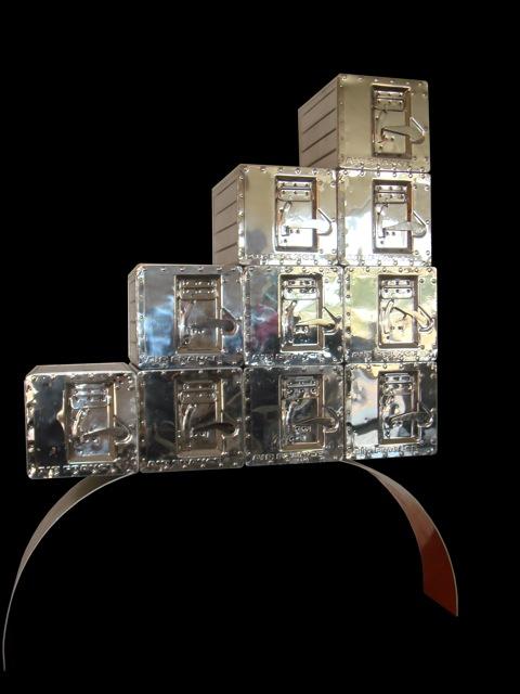 MEUBLE CATERING DESIGN AERONAUTIQUE DECO LOFT  MOBILIER AERONAUTIQUE  DESIG -> Meuble Carlingue