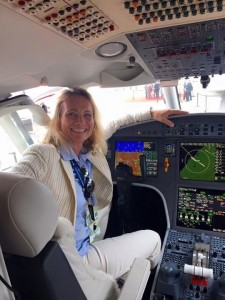 Agnès Patrice Crepin Dassault Aviation